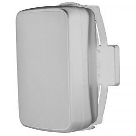 OP-6.2-WT - 2-way outdoor surface mount speaker, 6,5 inch (White)